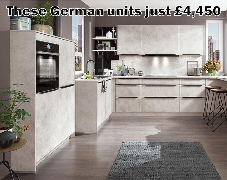 German kitchen 4184