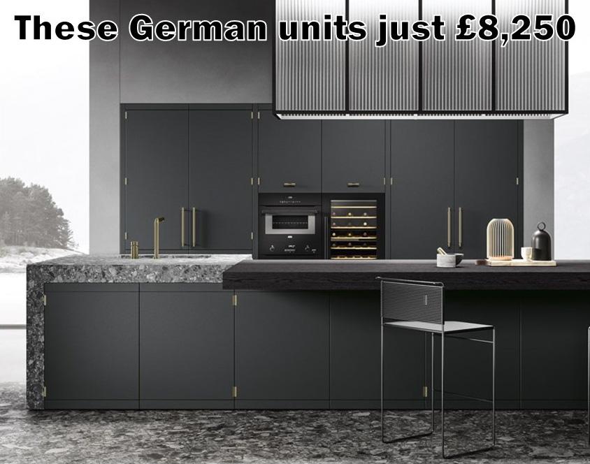 German kitchen 4361