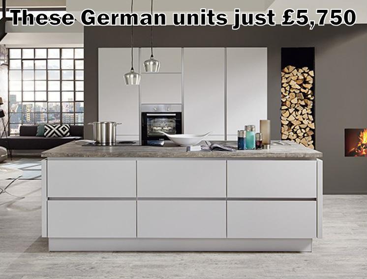 German kitchen 4456