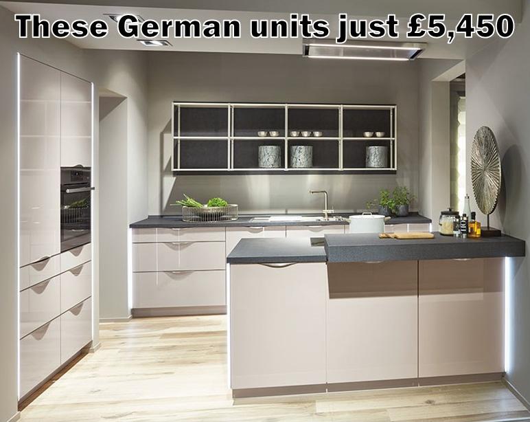 German kitchen 4468
