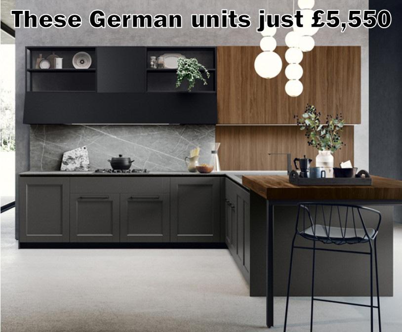 German kitchen 4488