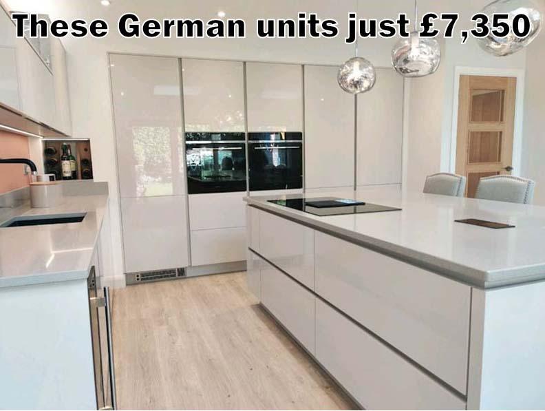 German kitchen 4694