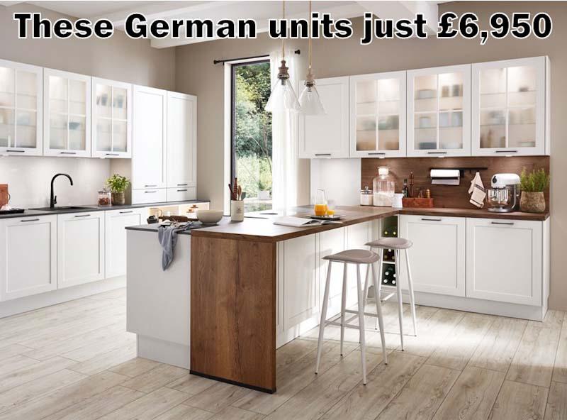 German kitchen 4730