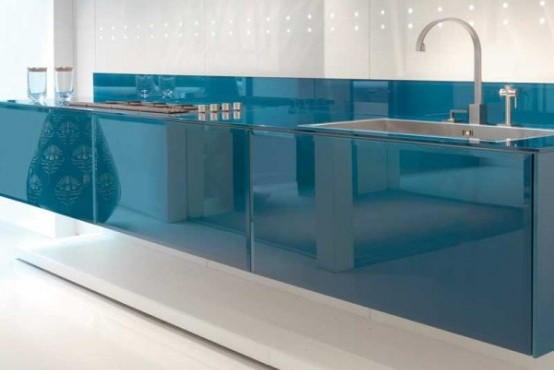 Gloss Kitchen Glass
