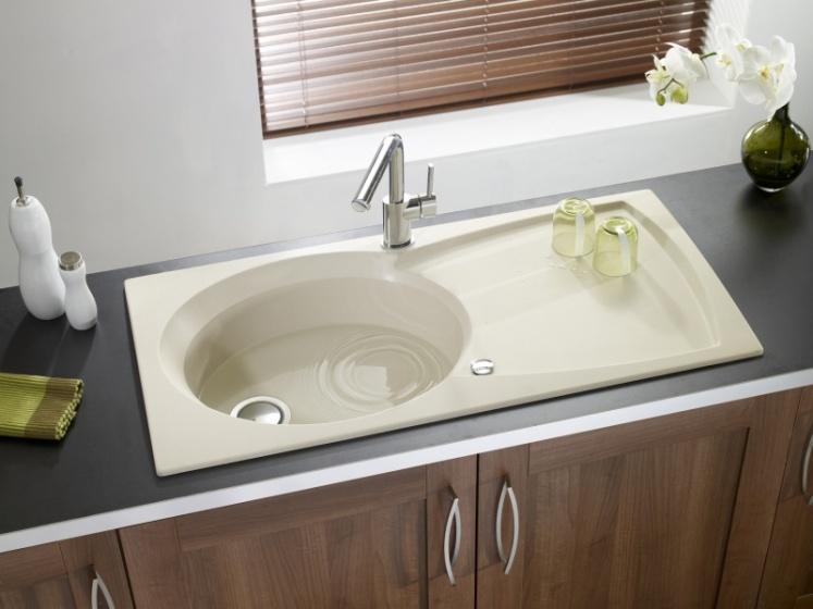 Astracast Cream Kitchen Sink