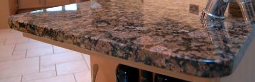 Granite Worktops Baltic Brown