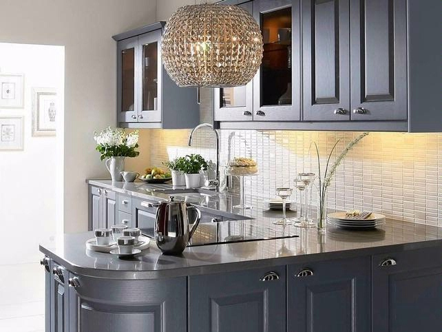 slate grey kitchen cabinets are grey kitchens becoming the new 26205