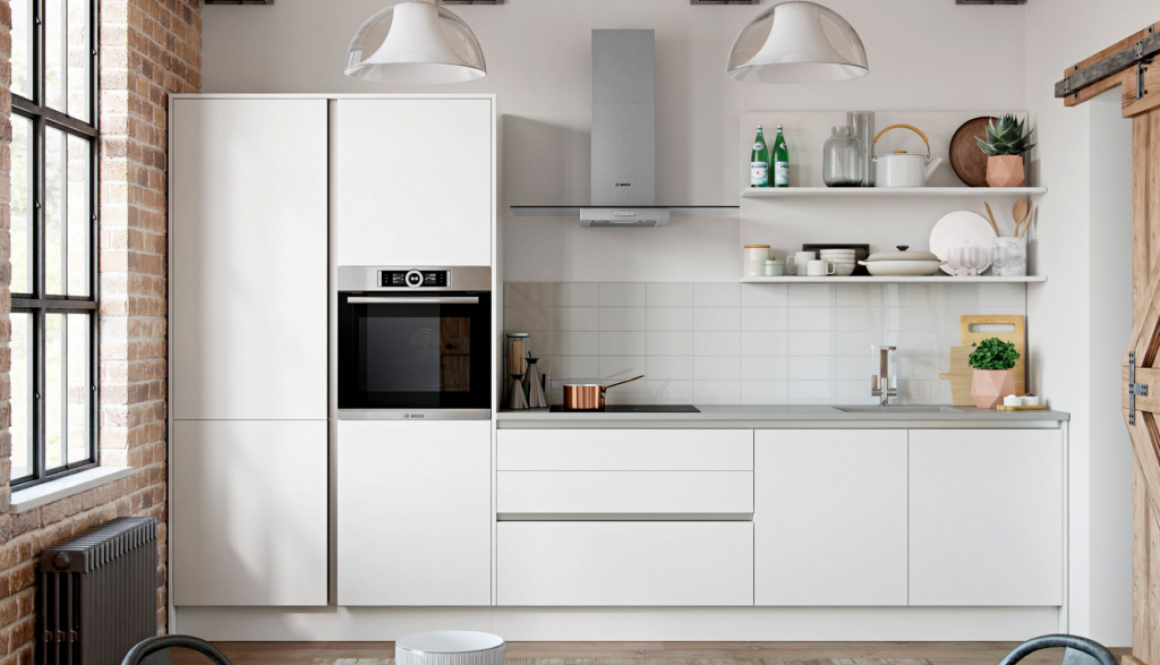 Handleless kitchen 4