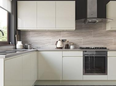 Ivory Gloss Kitchen