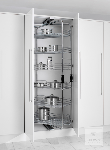 new concept 72c0c 487c0 Clever kitchen storage solutions