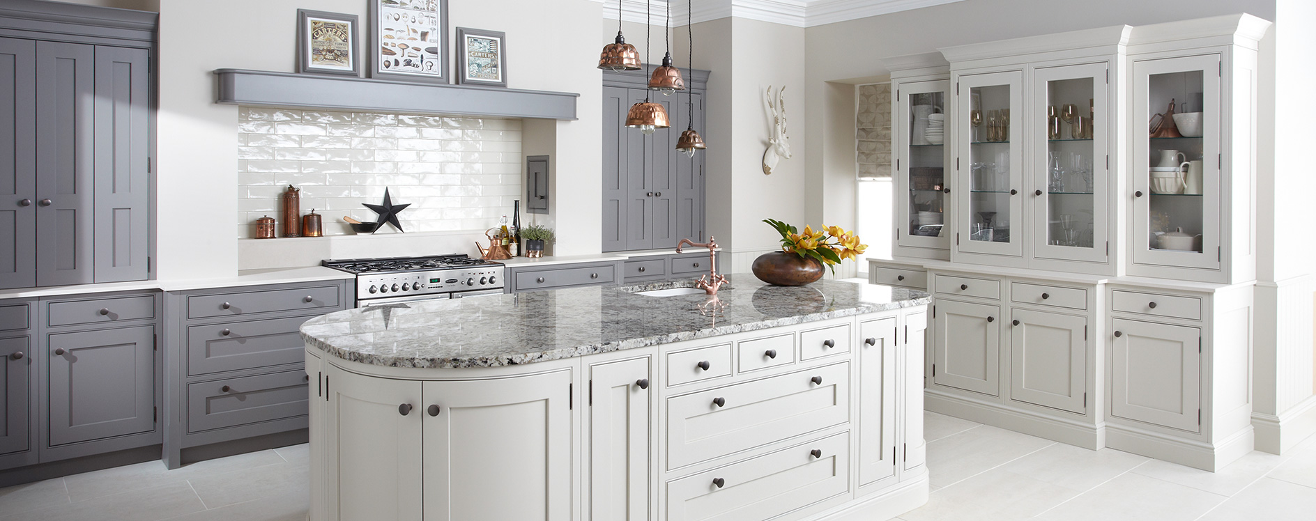 Kitchens wickes enchanting home design for Latest trends in kitchens