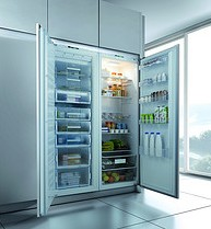 Kitchen money saving tips 50 50 fridge freezer