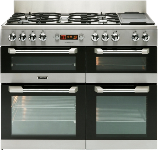 leisure cuisinemaster range cooker appliance with. Black Bedroom Furniture Sets. Home Design Ideas