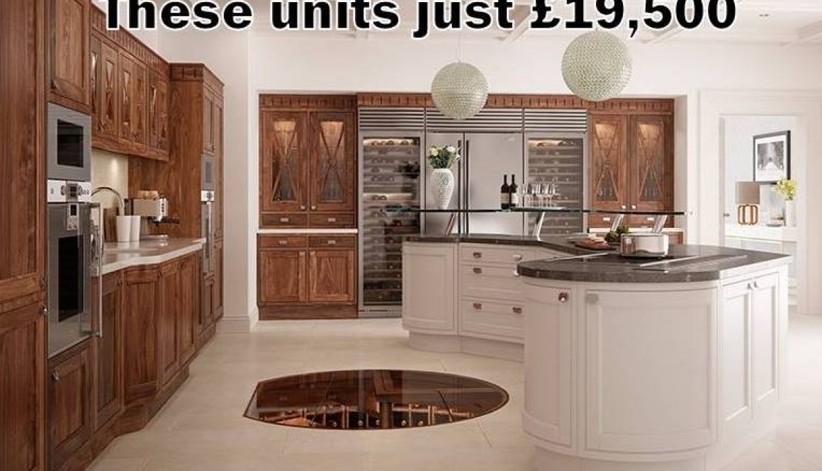Luxury bespoke hand made kitchen 2