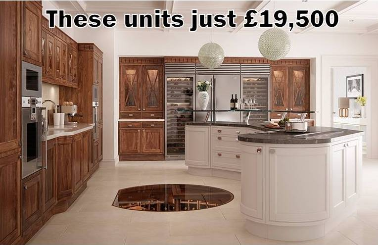 kitchen design uk luxury luxury bespoke made kitchens for a fraction of the price 4599