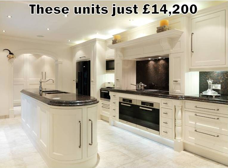 Luxury kitchens without the luxury price tag