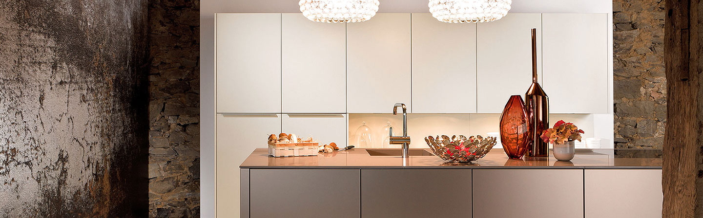Luxury kitchens Bronze Cream