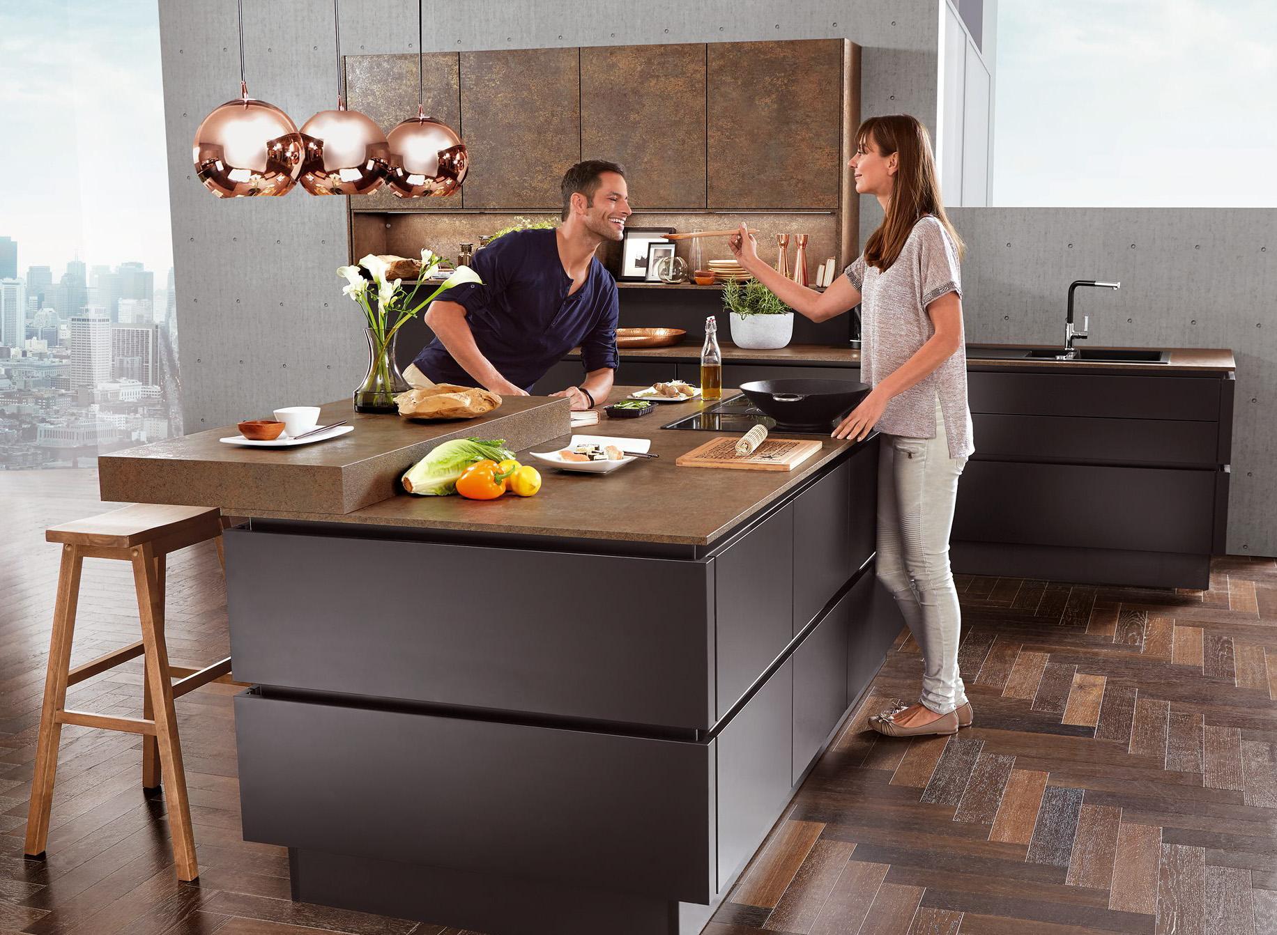 Cuisine Low Cost Mobalpa new matt kitchens gallery
