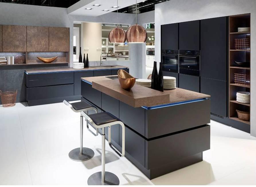 Matt Kitchen Black Bronze