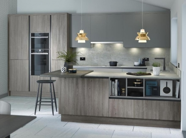 Matt Kitchen Grey