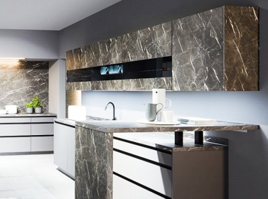 Matt Kitchen Marble