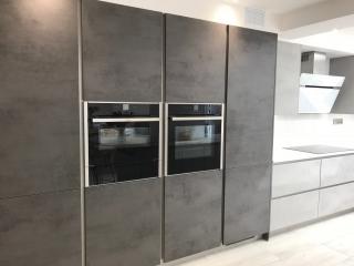 Matt Kitchen Slate Concrete