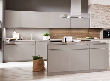 Matt Kitchen Stone Grey