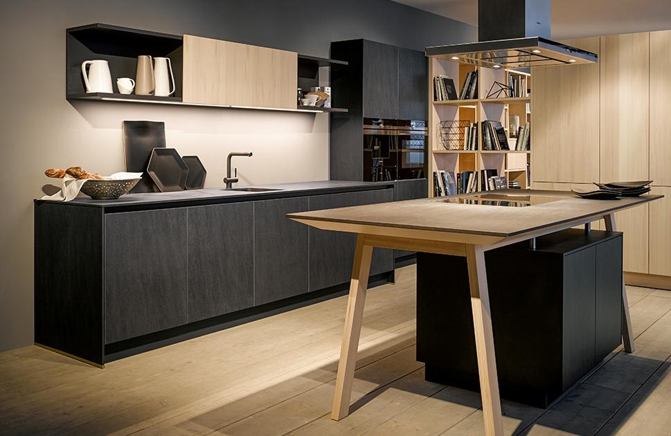 German kitchen nd launches stunning stone veneer kitchen