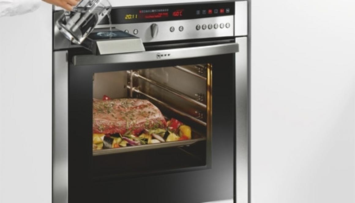 Neff Aqua Assist Oven