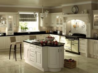 Painted Kitchen Ivory TK
