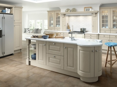 Painted Kitchen Mussel