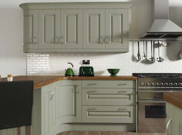 Painted Kitchen Sage