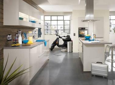 Sand Gloss Kitchen