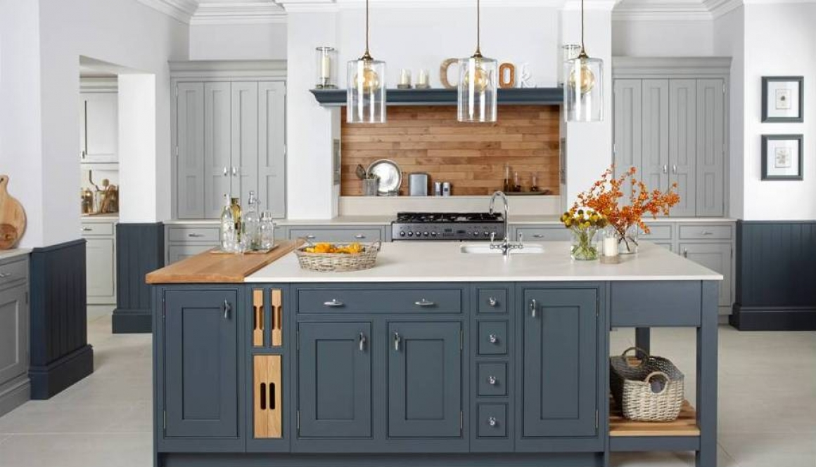 Solid Wood Kitchens