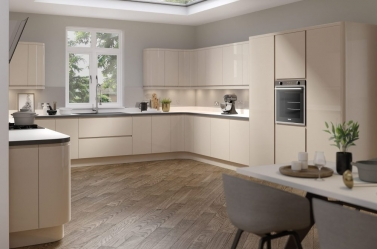 Stone Gloss Kitchen
