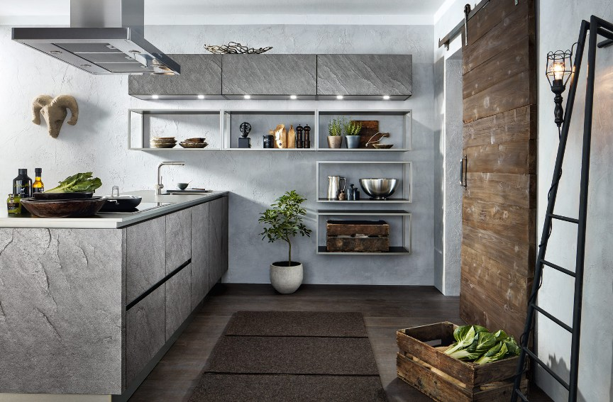 Designer Kitchen Stone Veneer 8