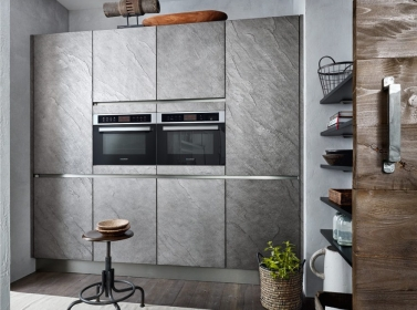 Designer Kitchen Stone Veneer 9