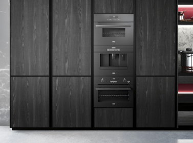 Wood Kitchen Black Oak