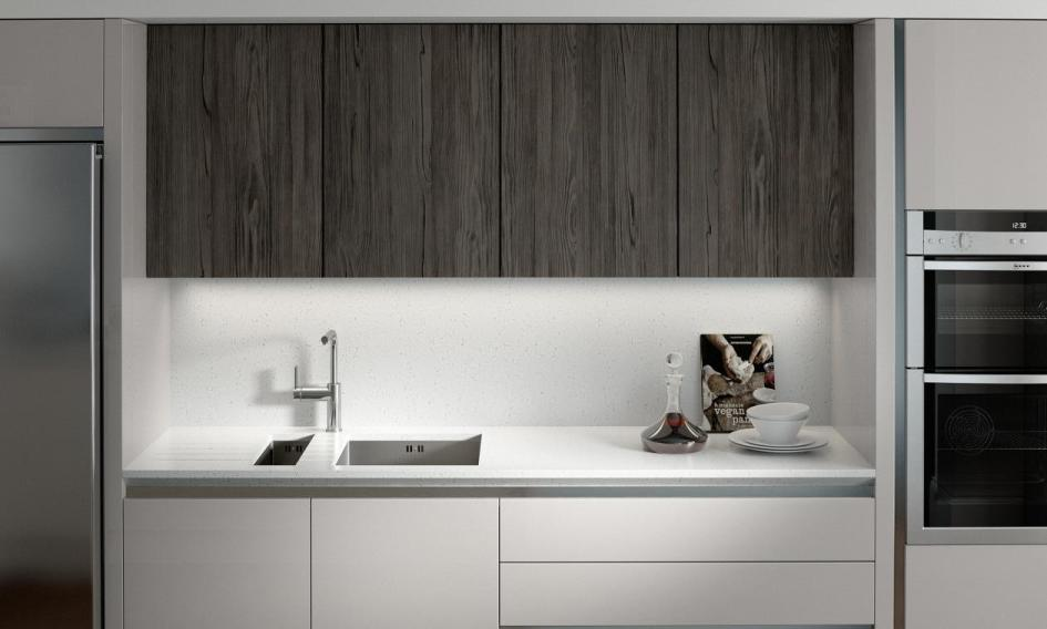 Wood Kitchen Cashmere Wood PWS