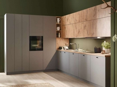 Wood Kitchen Castell Oak