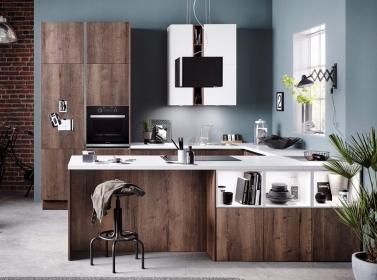 Wood Kitchen Cog HAC