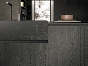 Wood Kitchen Doga