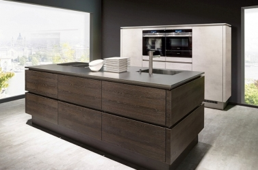 Wood Kitchen Glad NOB
