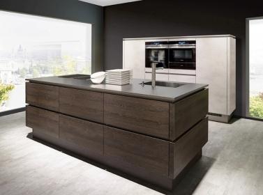 Wood Kitchen Glad