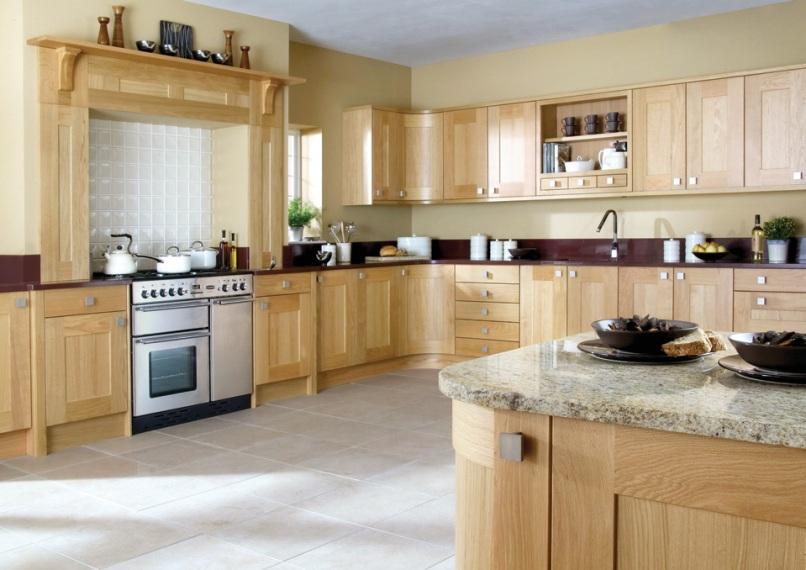Kitchen 4m x 3m kitchen layouts wren living island shape for Kitchen design 4m x 3m