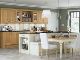 Wood Kitchen Oak