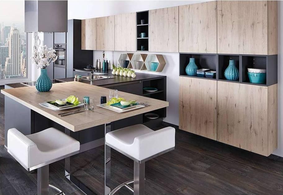 Wood Kitchen Remo