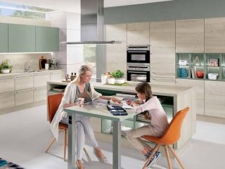 Wood Kitchen Sher NOB