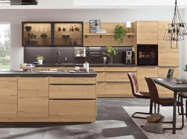 Wood Kitchen Sierra Oak