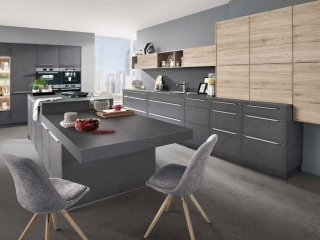 Wood Kitchen Slate NOB